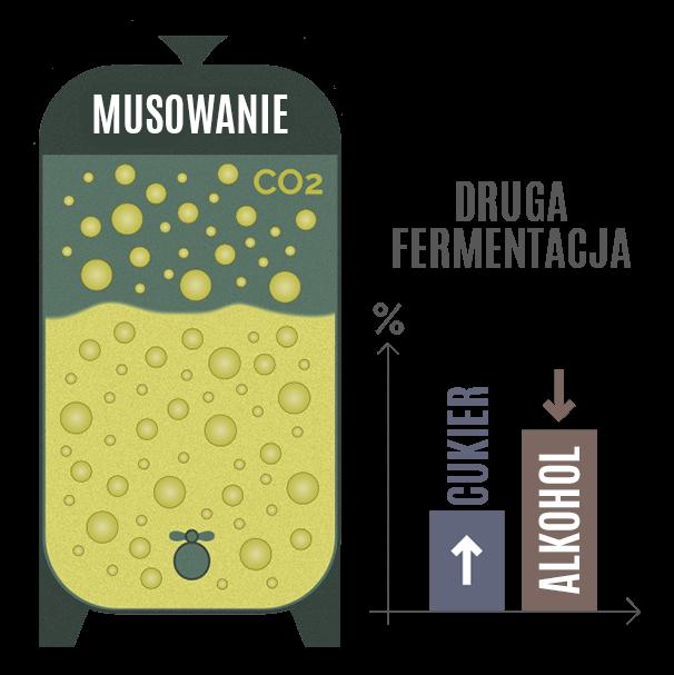 Musowanie fermentacja