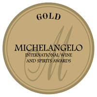 DOUBLE GOLD Michelangelo International Wine Awards