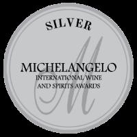 SILVER Michelangelo International Wine Awards